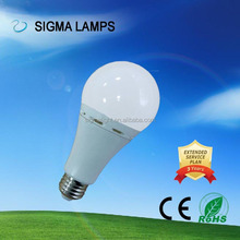 SIGMA HIGH LM AC/DC 5W 7W 9W RECHARGEABLE BATTERY EMERGENCY BACK UP LED BULBS LAMPS WORK LIGHT