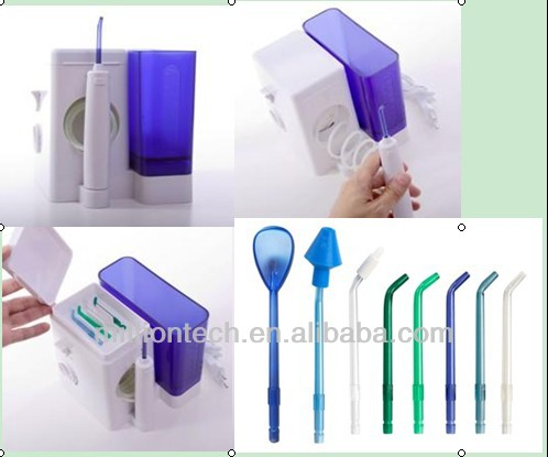Rechargeable oral irrigator/dental oral hygiene
