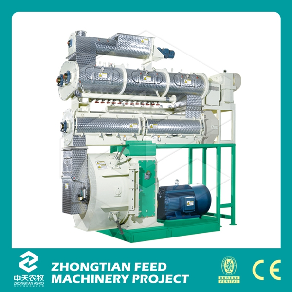 auto lubrication and cooling system livestock and poultry feed making mill