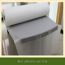 Factory sell thermal lamination roll hot melt adhesive eva film
