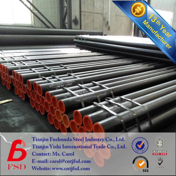 Full Sizes In Stock Factory Large Diameter Pipe Line, API 5L Line Pipe, well casing 8 5/8 inch