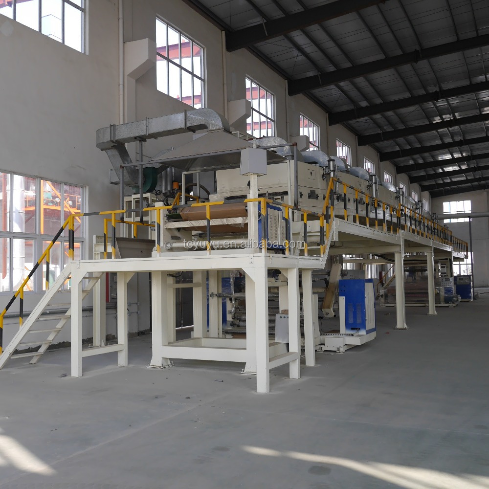 YU-C2 Best quality Sublimation paper coating machine production line manufacture