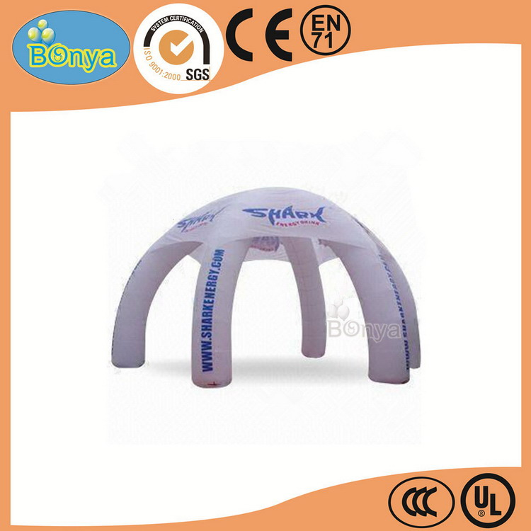 Made in china best sell small inflatable tent