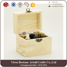 China Manufactuer Custom OEM Essential Oil Bottle Packaging Wooden Box