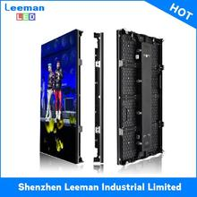 P16 DIP LED MODULE 256x256 aluminium die cast indoor rental p4mm led panel cabinet P1.6 led display 400x300