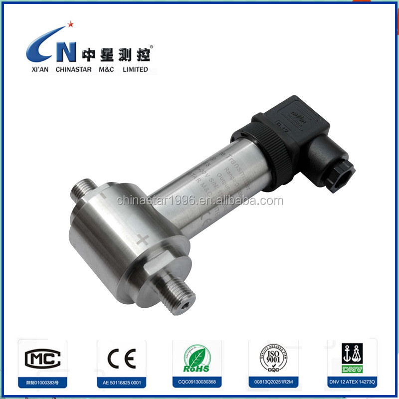 Chinastar Long Range Differential Pressure Transmitter With Hirschman Connection