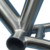 Handcraft made Snow Titanium Racing bike frame with factory price