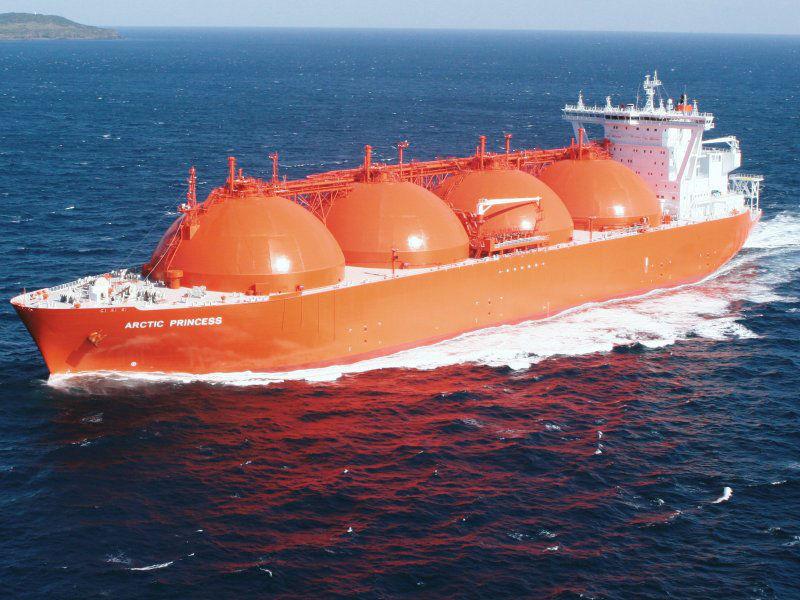 Впервые осуществлена экспортная перевозка газового конденсата.