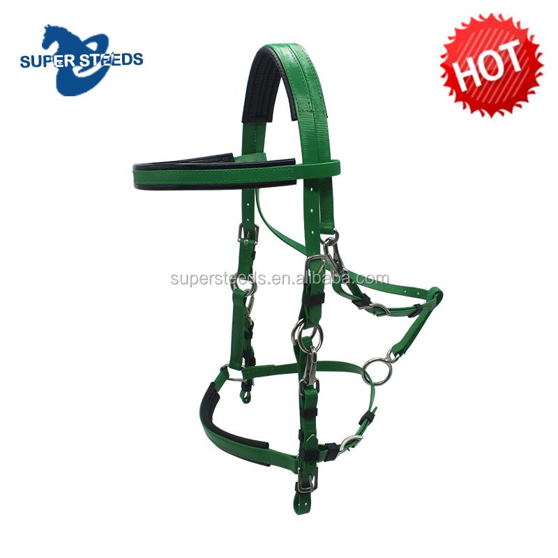 Endurance Soft PVC/TPU Webbing Horse Bridle And Halter