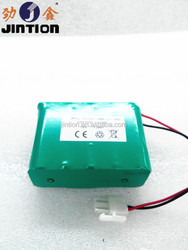 12V NIMH AA 1500mAh rechargeable battery pack