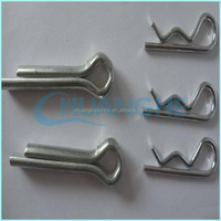 In 2015 China best selling high-quality cheap cotter pin for bobeche to hang crystals