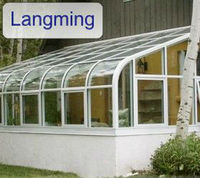 solid polycarbonate sheets for sunroom