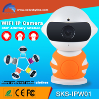 mini wifi ip camera baby monitor wifi ip camera with Support mobile phone android/ipone system monitoring support 64G TF memory