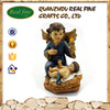 Factory price polyresin miniature angel figurines