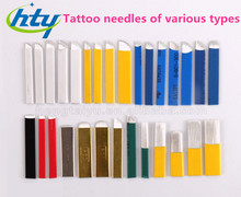 Tattoo Supply Newest Type and High Quality Tattoo Needles Permanent Makeup Eyebrow Microblading Blades