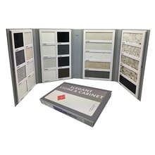 Free $<strong>1000</strong> cash coupon custom plastic quartz stone sample book granite sample book ceramic tile sample book