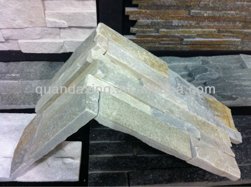 Slate Corner,Yellow Culture Slate,Ledgestone Hot Sale