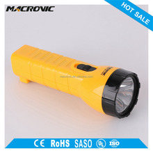 Multi-function Ultra Bright Hand Crank Charger USB Solar Rechargeable vibrating flashlight