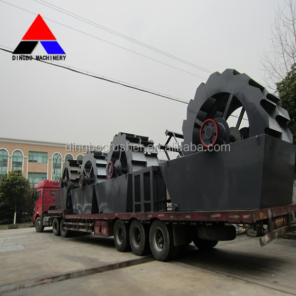 sand washer distributor in indonesia