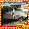 galvanized motorcycle trailer,with custom service