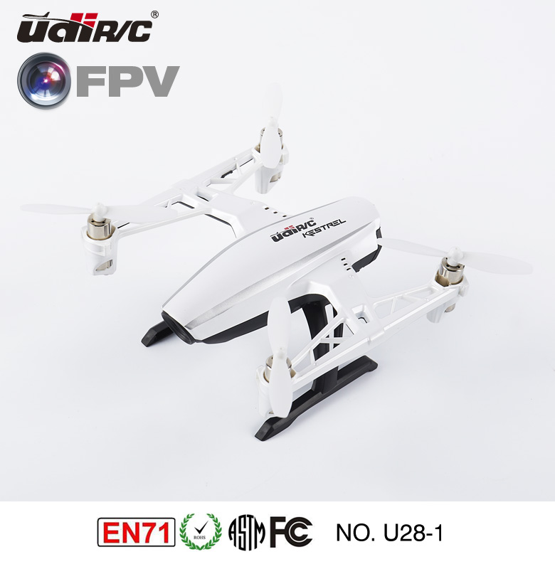 UDIRC KESTREL 2.4Ghz HD camera quadrocopter FPV U28-1