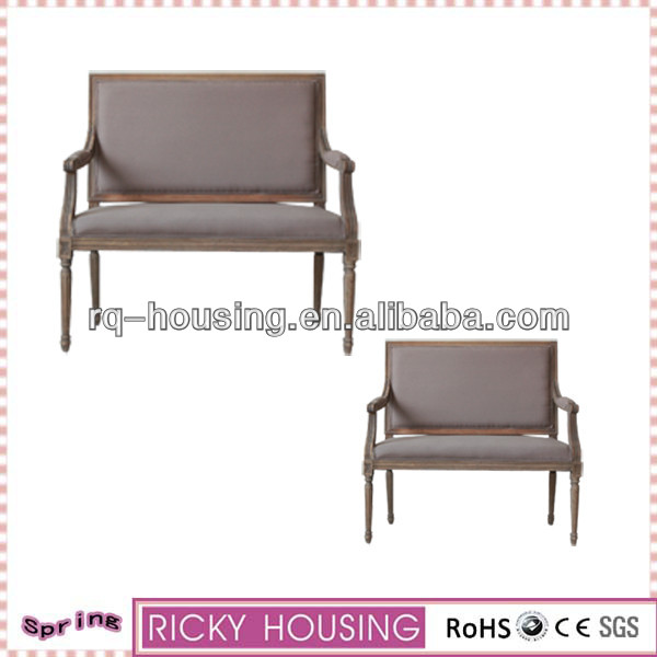 Bed rest chair/Double bed chair /Antique bed chair