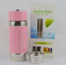 Cheaper energy nano alkaline thermos/bottle