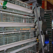 egg production poultry farming equipment layer chicken cage for sale