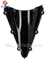 ZJMOTO Black YZF-1000 R1 Racing Windscreen Windshield 2004-2006 YZF 1000 R1 motorcycle Windscreen