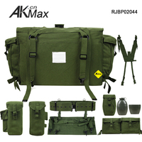 "British Style 58"" Pattern military hunting tactical gear canvas backpack"