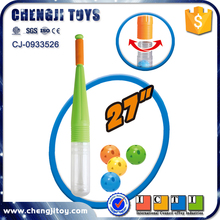 Funny sport game plastic mini baseball bat for kids