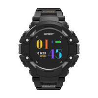 High quality OEM IP67 Waterproof circle GPS swin smart watch fitness for Iphone IOS