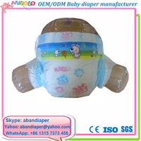 OEM Private Label Disposable Baby Diapers Manufacturers In China