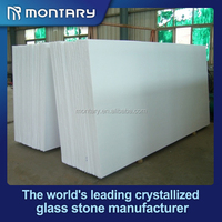 Synthetic Resin Artificial Nano Crystallized Glass Coating Stone Panel Stairs/Window Sills/Countertop/Bathroom Tiles