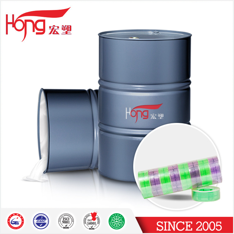 Bucket packing bopp packing tape glue 60% water based acrylic emulsion