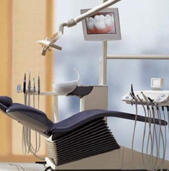 Dental Chairs - SIRONA MODEL: C8+ Dental Chair