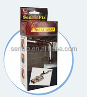 Hot sale Senolo higly strong and elastic adhesive heat fix and repair kit made from fireresistant fiberglass fabric