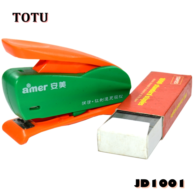 Stapler - TOTU, 12-sheet capacity. Uses 26 and 24/6mm Staples