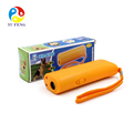 Electronic Dog Repellent and Trainer with Flashlight Powerful Ultrasonic Dog Deterrent and Bark Stopper