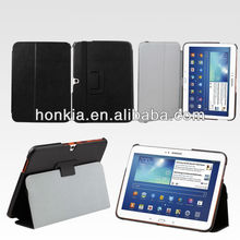 Hight Quality Leather Case for Samsung Galaxy tab3 10.1 P5200