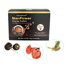 Premium Quality Herbal Black Maca <strong>Coffee</strong> Strong Men