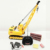 re-1423815 6CH emulational yellow rc engineering car crane with light