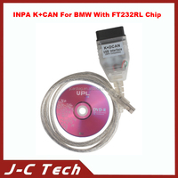 2015 Best Price INPA K+CAN For BMW With FT232RL Chip Full Diagnostic For BMW From 1998 To 2008