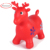 RUNYUAN Ride-on Hopper Inflatable Jumping Deer Animal Christmas Toys Gift,OEM China Manufacturer
