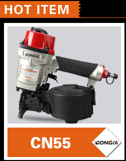 CN55 Industrial Quality With CE Air Coil Nailer Gun