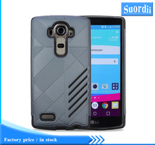 SUD Stylish Quality Special Hybrid Armor Caseology Shockproof Back Cover Case for LG K7 K10