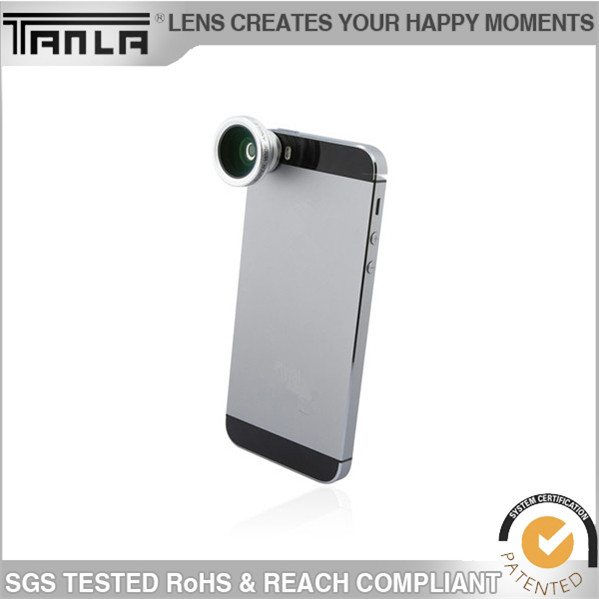 0.4X Super Wide Angle Lens Portable Detachable Universal Mobile Phone Lens For iPhone Samsung HTC Nokia LG and Digital Camera