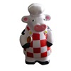 Promotional Toy Cow Shape stress ball,cow shaped stress toy