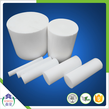 PTFE extruded&molded rod