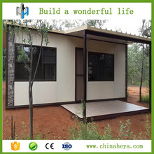 HEYA INT'L portable homes prefab smart house 3 bedroom movable pre made villa